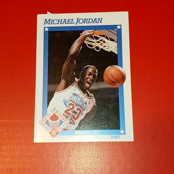 Other - Michael Jordan card